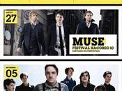 Muse, Arcade Fire, Leonard Cohen, XX.....Xacobeo