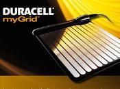 Duracell myGrid: parrilla energética