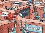 redes sociales hacen mucha pupa