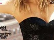 Drew Barrymore, portada Elle Agosto