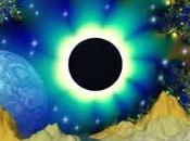Ceremonia eclipse solar luna nueva