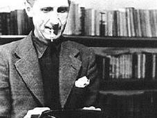 'Por escribo' Orwell