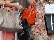 gossip girls Blake Lively Leighton Meester, compras París