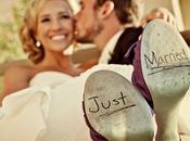 Mensajes suelas zapatos novia