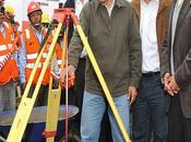 Ollanta humala participo ceremonia inicio asfaltado carretera huaura sayán –puente tingo…