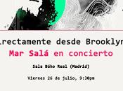 salá concierto sala búho real// julio-21:30 horas