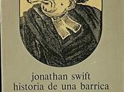 Historia barrica batalla entre libros, Jonathan Swift