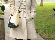 Looks Trench Coat para viernes casual