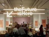 """The future here: industrial revolution"" Design Museum"