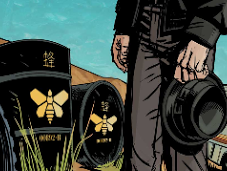 popular serie 'Breaking Bad' convierte cómic