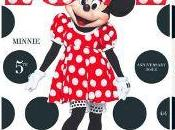 Cara Delevingne Rosie Huntington-Whitheley orejas Minnie Mouse