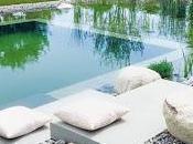Piscinas sostenibles cómo darte baño ecológico lleno diseño