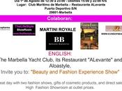 """Beauty Fashion Experience Show"" Club Marítimo Marbella, Alevante Aloastyle. (Sp. English)"