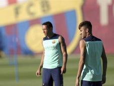"""Neymar """"con algo sueño"""" prepara para debut Polonia"""