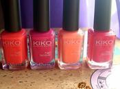 Colores verano KIKO