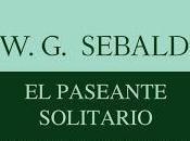 paseante solitario, Sebald