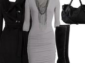 Vestidos elegantes para salir noche