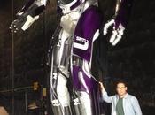Bryan Singer muestra foto Centinela escala real