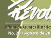 Boletín Revolución Oficina Asuntos Históricos Consejo Estado: agosto 2013