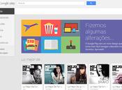 Nueva interfaz google play