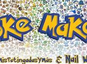 #Reto# ~Poke-Makeup~ Tipo: Agua #118 Goldeen