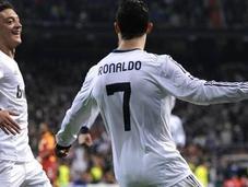 Özil-Cristiano, mejor pareja Madrid sigue funcionando