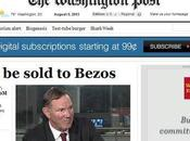 Jeff Bezos, fundador Amazon, compra periódico Washington Post
