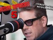 Christopher McQuarrie dirigirá quinta entrega Misión Imposible...