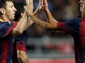 Tailandia-Barcelona: Neymar conoce como azulgrana (1-7)