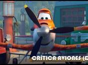 Aviones critica película animación Disney