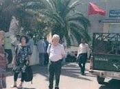 Informe visita delegación canaria Rabat para visitar presos políticos Gdeim Izik
