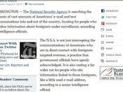 York Times: filtra gran cantidad comunicaciones desde hacia Estados Unidos