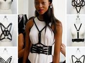 Arneses Zana Bayne ponen moda