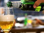 forma vaso influye velocidad bebes cerveza