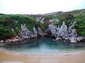 Gulpiyuri, playa pero costa