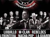 Iberia Festival 2013: Loquillo, M-Clan, Unión, Jaime Urrutia, Rebeldes, Frontera, Guardia, Nacha Pop...