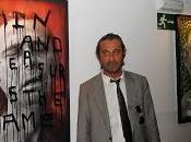 Jordi Mollá inaguro exposición fotogramas pintadas fines benéficos Starlite Marbella
