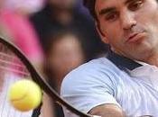 Roger Federer impuso sets Philipp Kohlschreiber