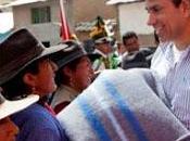 """Campaña """"abriguemos nuestros hermanos continua"""" zonas alto andinas…"""