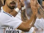 Khedira dice queda Madrid