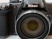 Análisis Nikon P520 detalle