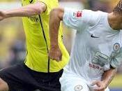 Dortmund líder tras difícil victoria ante Braunschweis
