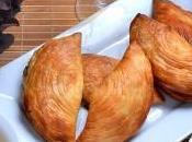 Empanadilla hojaldre murciano pato setas
