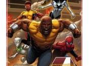 Primer vistazo Mighty Avengers