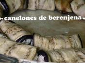 Canelones berenjena relleno ricota receta yapa!