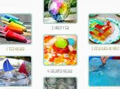Recursos: Ideas para jugar agua