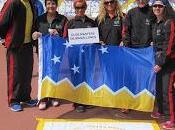 Club atletas master magallanes obtuvo buenos resultados torneo nacional antofagasta