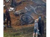 Michael Rooker como Yondu rodaje Guardianes Galaxia