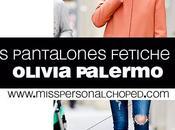 VISTE COMO: Olivia Palermo pantalones fetiche)