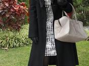 Looks Vestido blanco negro (parte
